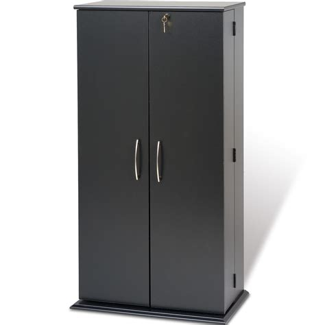 Storage Cabinets With Lock by Locking Media Storage Cabinet In Media Storage Cabinets