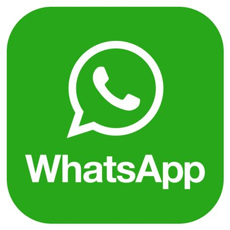 download whastapp whatsapp logo png images free download by freepnglogos com