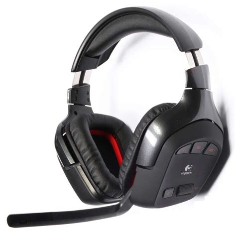 Headset Logitech G930 Logitech G930 Gaming Wireless Usb 7 1 Headset Auricular Headset