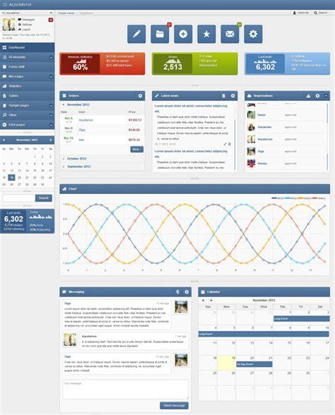 25 authoritative admin panel templates 25 best responsive admin panel templates