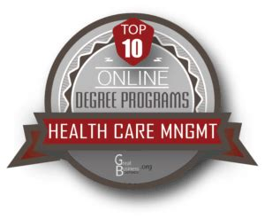 Top Mba Programs Healthcare Administration by The 10 Best Masters In Health Care Management