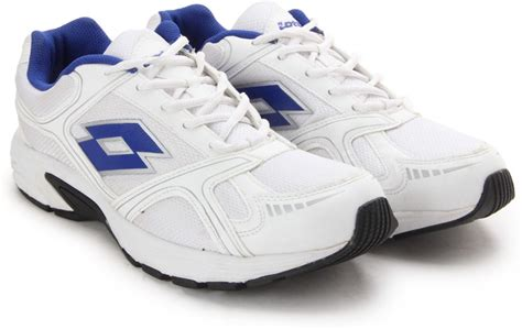 E M O R Y Couples Running Footwear Series 888 250 lotto trail speed ii running shoes for buy white blue color lotto trail speed ii running