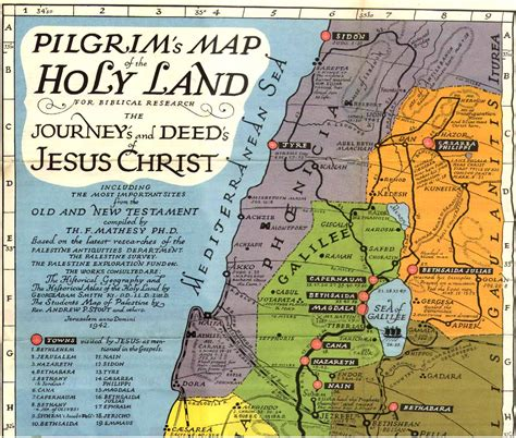 what s holy about the holy land christians on the left