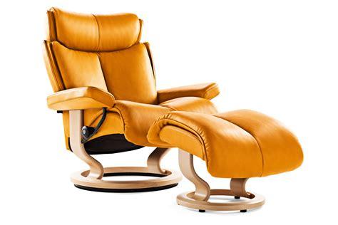 stressless magic recliner stool willis