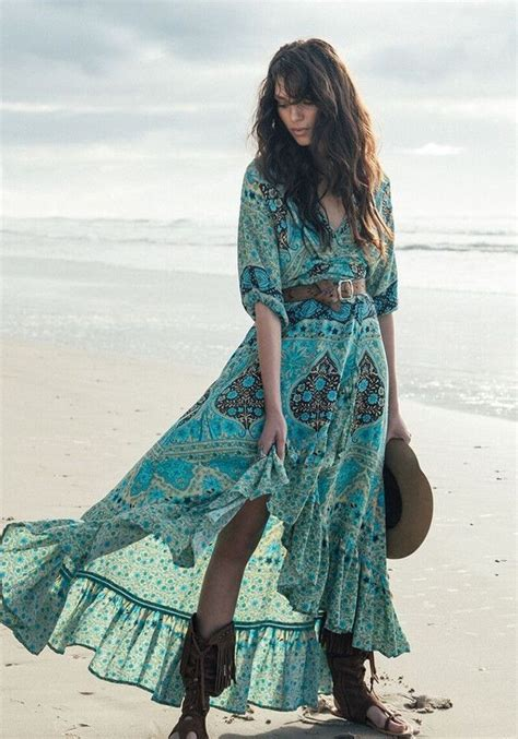 jurken summer chic 1000 ideas about 70s hippie fashion on pinterest