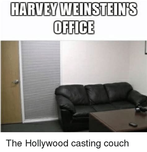 harvey weinstein casting couch harvey weinsteins office funny meme on conservative memes