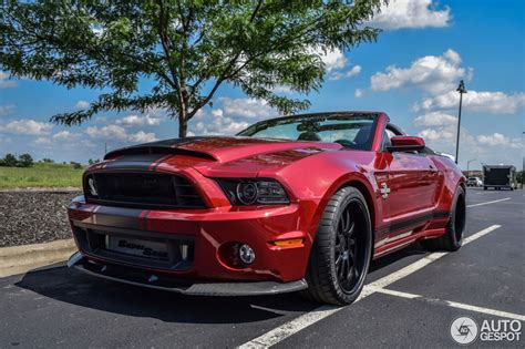 mustang 2014 snake ford mustang shelby gt500 snake convertible 2014 1