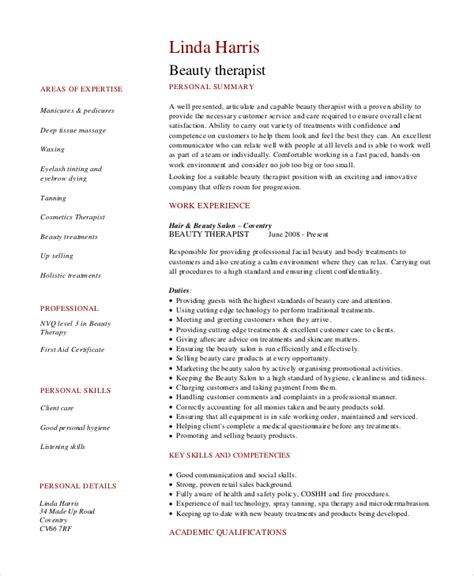 beautician resume gse bookbinder co