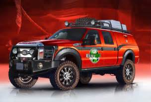 sema ford duty show truck lineup the fast truck