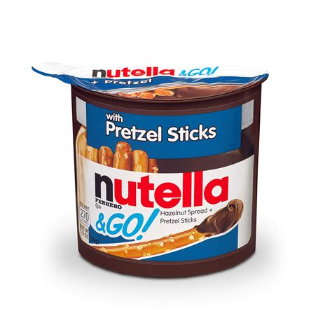 Nutella Go Nutella Go ferrero nutella go hazelnut spread with