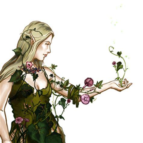 elvish druid