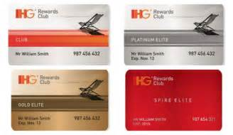 Ihg rewards club top membership level spire elite launched 187