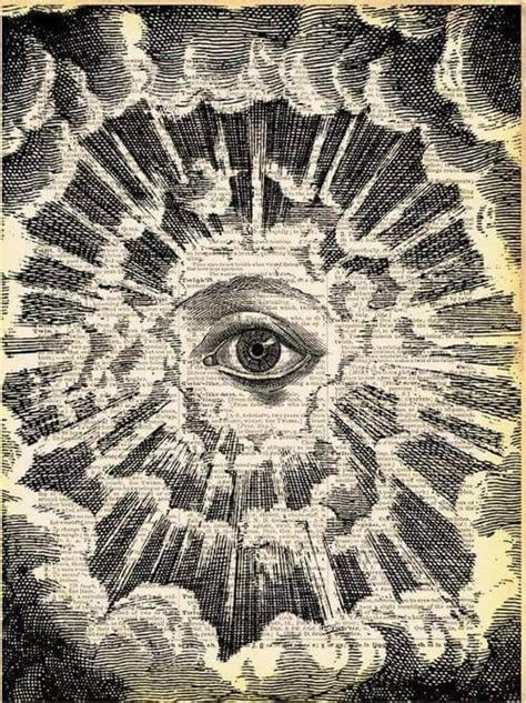 All Seeing all seeing eye on