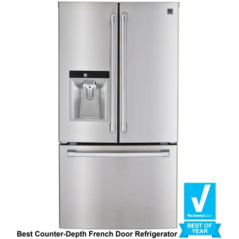 Ge Cafe French Door Refrigerator Counter Depth - counter depth french door refrigerators sears