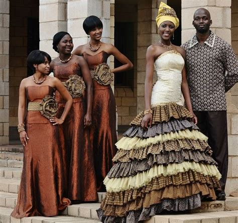 nigerian wedding colour in 2016 37 gorgeous african wedding dresses fmag com