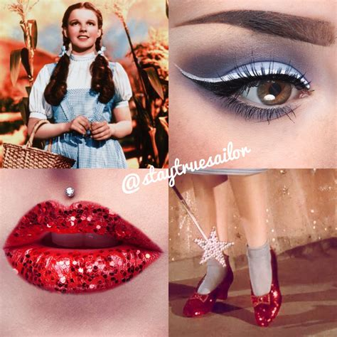 Oz Dorthy The Wizard In Oz dorothy wizard of oz makeup mugeek vidalondon