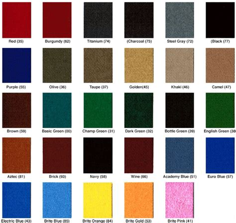 where to buy pool table felt felt colors best buy pool tables