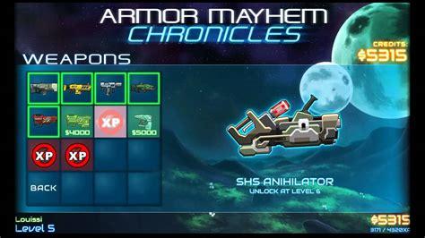 armor mayhem chronicles trailer hd youtube