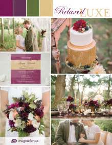 regal and rustic wedding ideas