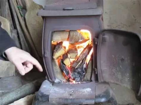 Best Way To Build In Fireplace the best way to make a in your woodstove