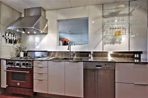 lustron kitchen renovation contemporary kitchen