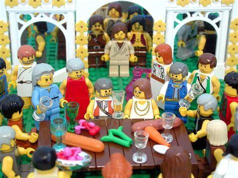 Wedding At Cana Testament by The Brick Testament