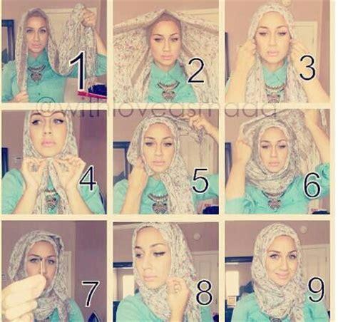 hijab tutorial everyday simple hijab easy everyday hijab tutorial hijab styles i love pinterest
