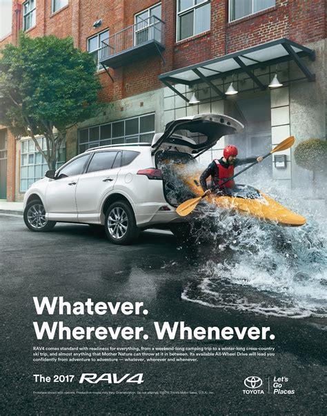 Toyota Advertising Toyota Print Advert By Saatchi Saatchi Adventure