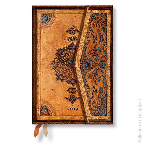 paperblanks shiraz mini week mini paperblanks safavid 2019 diary