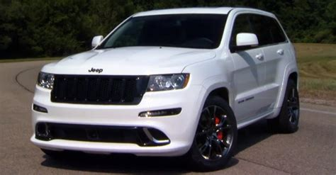 jeep enhances  grand cherokee lineup  srt alpine