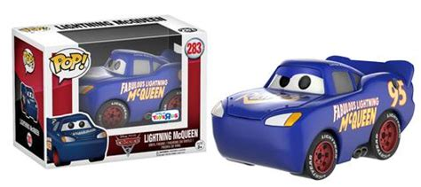Funko Pop Disney Cars 3 Lightning Mcqueen cars 3 exclusive lightning mcqueen pop funko