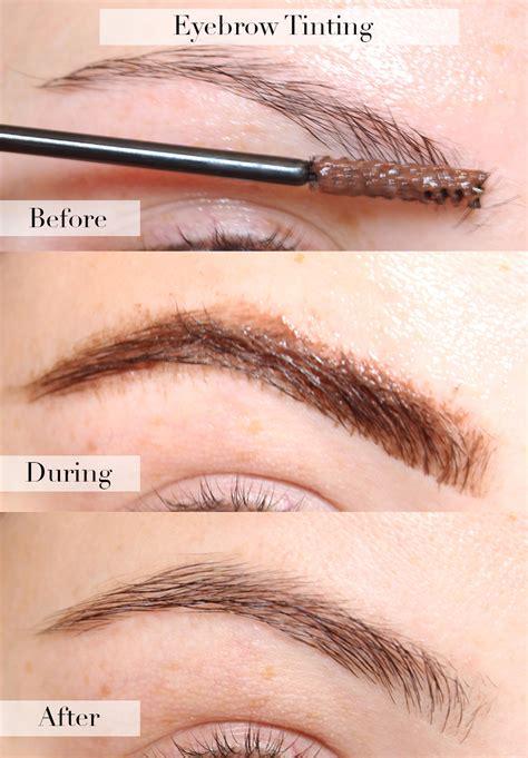 eylure dybrow in dark brown british beauty addict