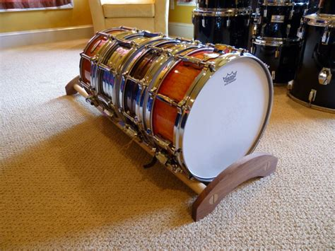 Snare Rack by Snare Drum Rack