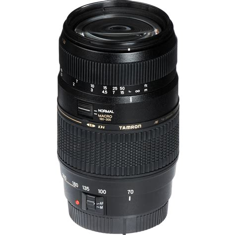 Tamron Af 70 300 F4 56 Di Ld Macro For Canon tamron 70 300mm f 4 5 6 di ld macro lens for canon eos