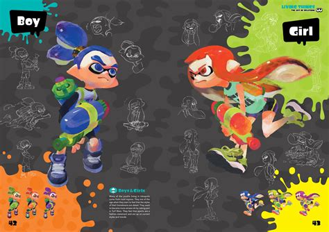 amazon opens preorders for the art of splatoon and reveals north american release date game a fresh look at the art of splatoon book ninmobilenews