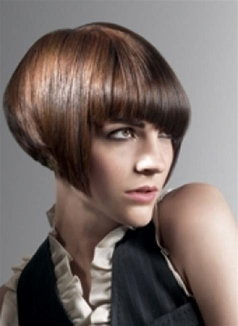 bob hairstyle cut wedged in back hairstyles classic wedge