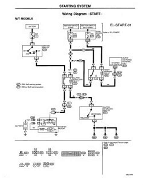 repair guides electrical system 1999 starting