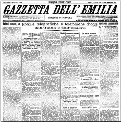 The Italian Manifesto by Futurism S Manifesto Italian Futurism