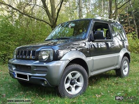Suzuki Jimny 2006 2006 Suzuki Jimny Style Car Photo And Specs