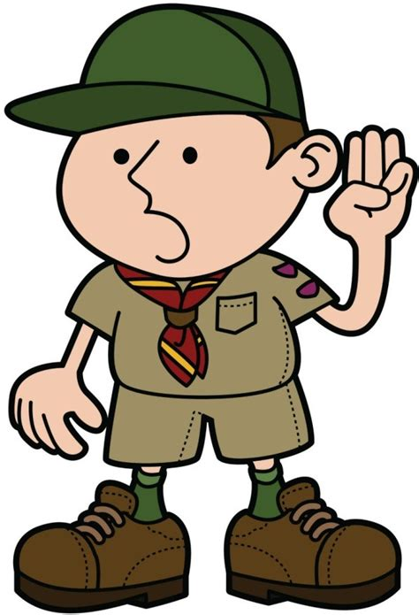 clipart scout cub scouts parade float ideas thriftyfun