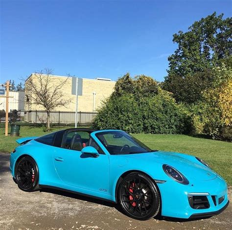 miami blue porsche targa never been a fan of bright coloured 911 s but this miami