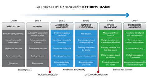 growing up a roadmap to vulnerability management maturity