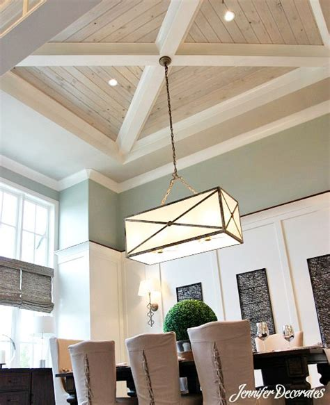 ideas for ceilings wood ceiling ideas jennifer decorates