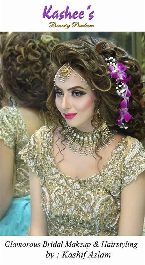 hairstyles kashees makeup and hair styling done by kashif aslam by kashee s