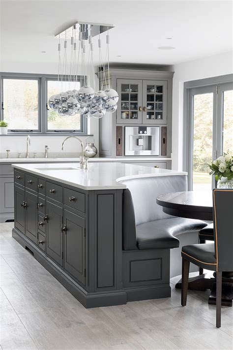 nine lovely kitchen islands country