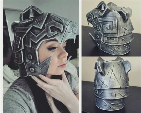 nordic knight armor carved nordic armour helmet by snestrogen on deviantart