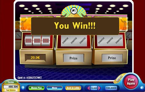 Play Scratchers Online And Win Money - play online scratch cards win big scratch2cash party