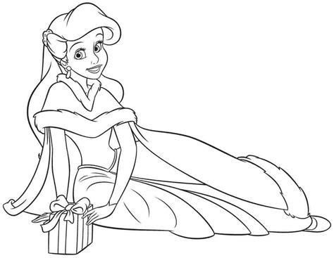 coloring pages baby ariel disney princess ariel coloring pages printable coloring