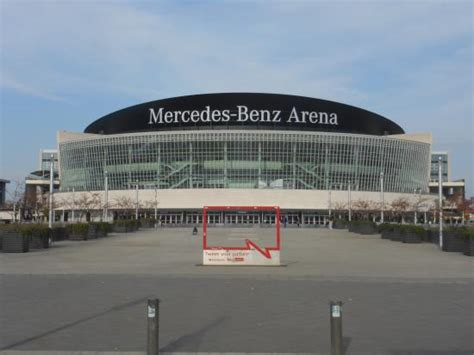 jogo do alba picture of mercedes arena berlin