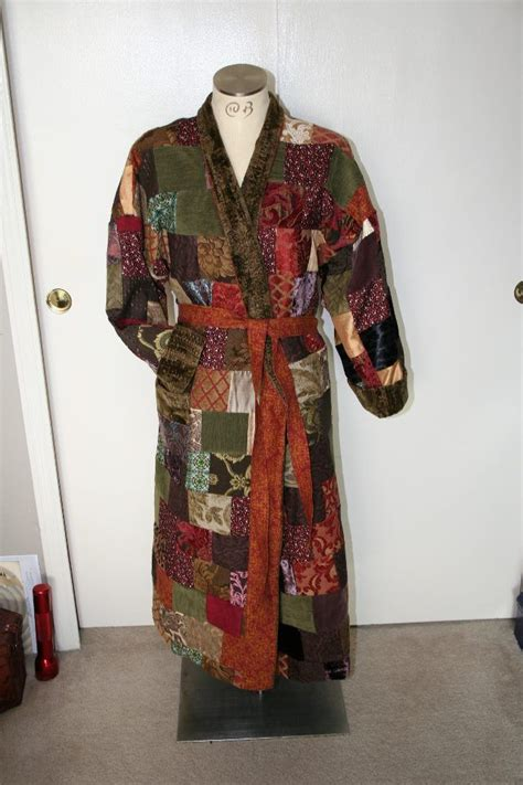 Patchwork Robe - bilbo baggins robes and dressing on